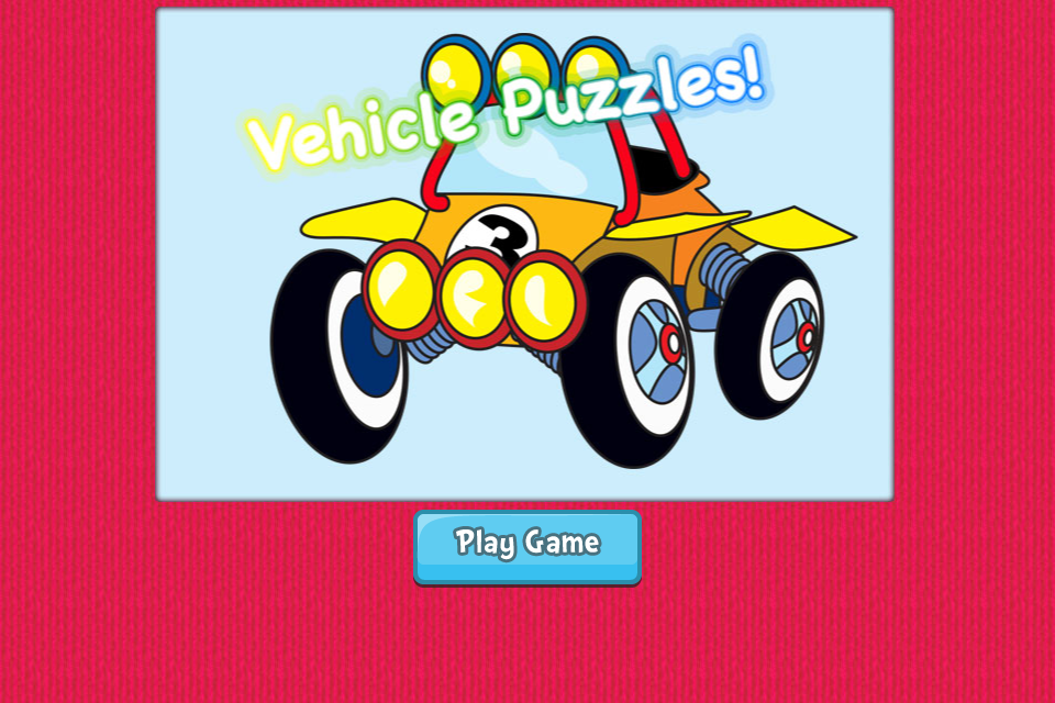 Screenshot Vehicle Puzzles Free